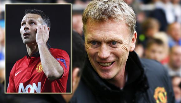 Prensa inglesa: Moyes será destituido del Manchester United