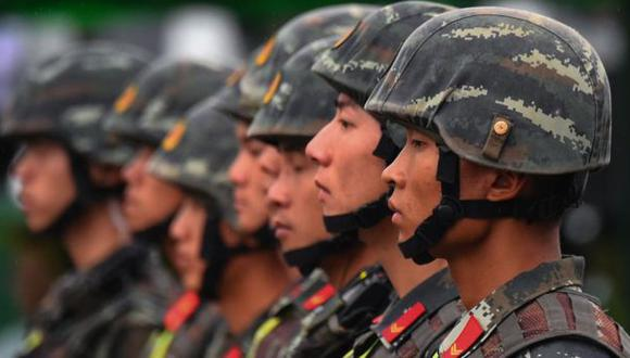 El gasto general en defensa en Asia aumentó en un 50% en una década, impulsado por los crecientes niveles de PIB de la región. (Getty Images).