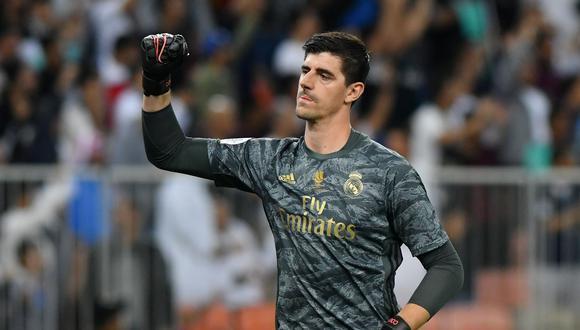 Thibaut Courtois confesó su admiración desde joven por Iker Casillas. (Foto: REUTERS)