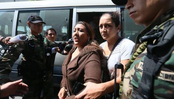 Blanca Paredes: fiscalía pidió 18 meses de prisión preventiva