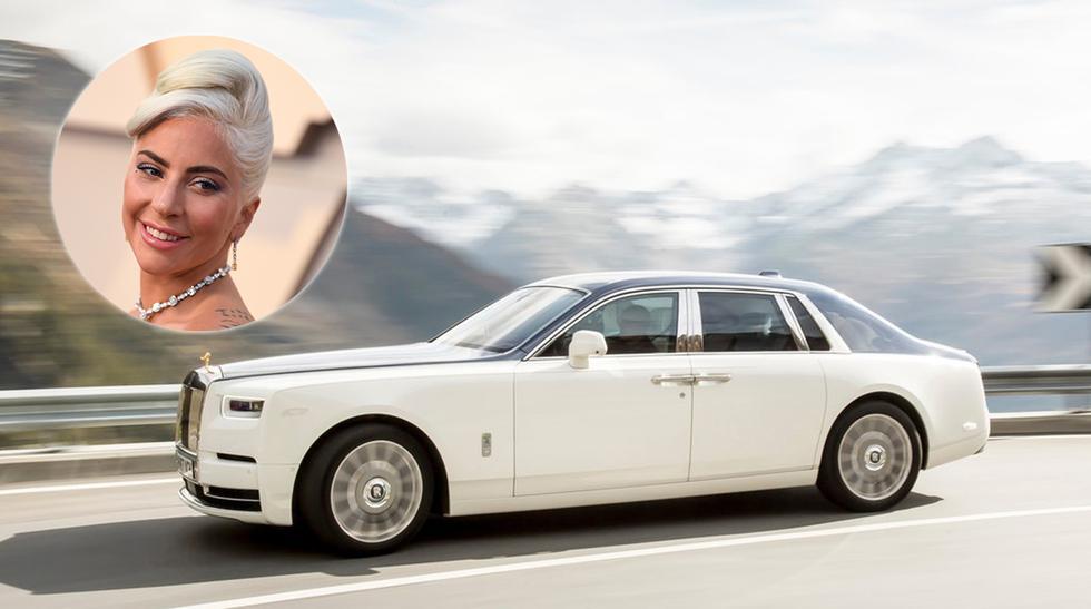 Lady Gaga autos