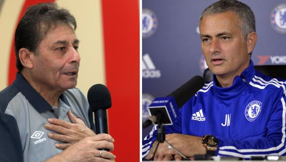 Germán Leguía comparó a Roberto Chale con José Mourinho