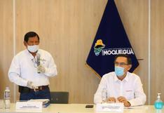 Gobernador de Moquegua pide al presidente Vizcarra un laboratorio molecular para detectar pacientes COVID-19