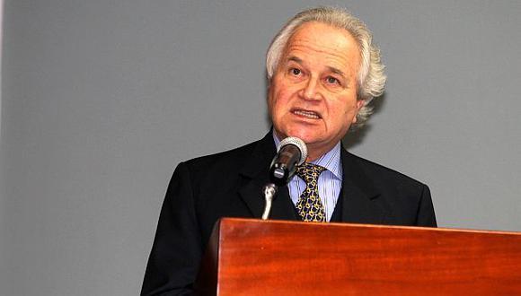 """Francisco Eguiguren: """"No quise exponerme a un baloteo político"""""""