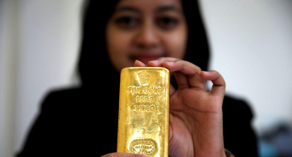 Los futuros del oro en Estados Unidos ganaban un 0,03% a US$1.523,50. (Foto: Reuters)