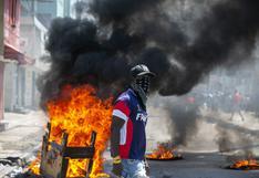 Al menos un muerto en protestas de la oposición contra el presidente de Haití | FOTOS