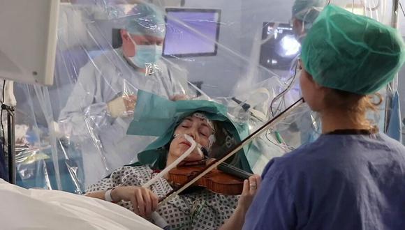 La complicada cirugía estuvo bajo la supervisión del consultor neurocirujano Keyoumars Ashkan. ( Foto: AFP)
