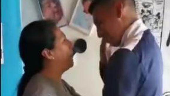 Dioses fue una de las sorpresas en la última convocatoria de la selección peruana. (Video: Twitter Jorge Solari @jsolari17)