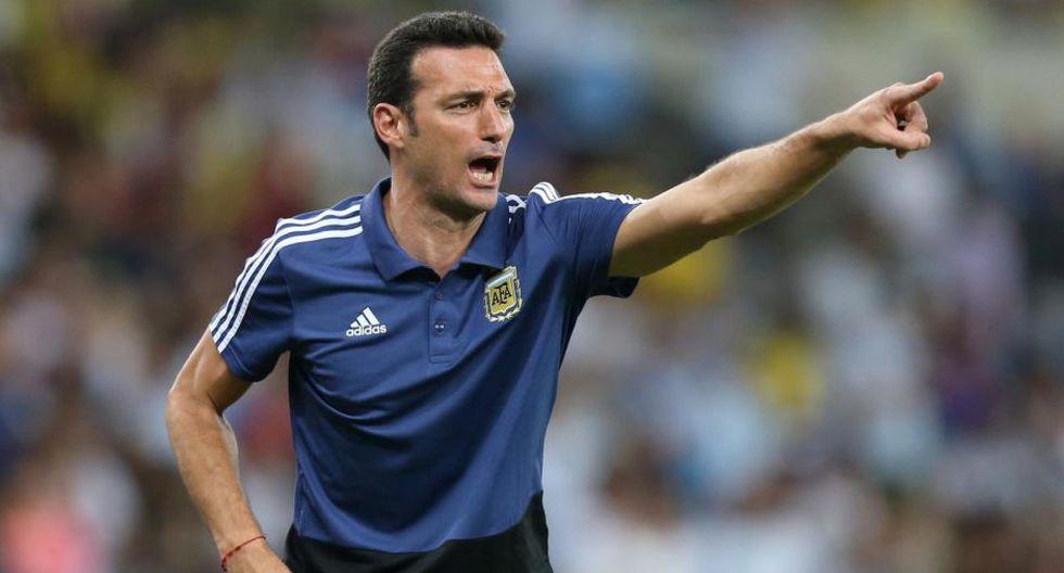9. Lionel Scaloni – Argentina – US$500.000 | Luisa Gonzalez/Reuters