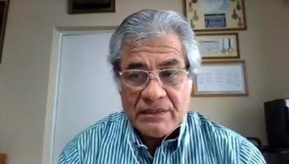 Investigador de la UNMSM, Eduardo Ticona, confirmó que recibió dosis contra el COVID-19. (Foto: Archivo/ Andina)