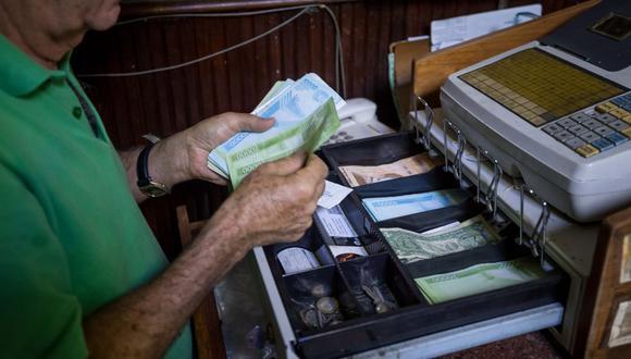 Dólar en Venezuela. (Foto: EFE)