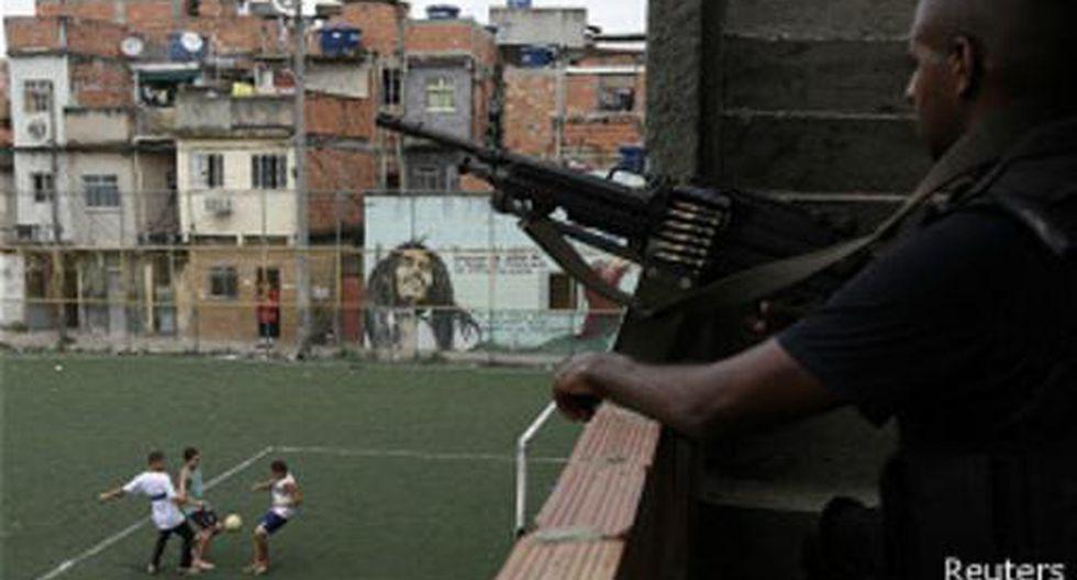 ¿Puede la violencia en las favelas de Río afectar al Mundial?