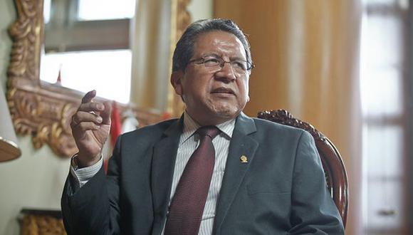 Fiscal de la Nación critica propuesta del CNM