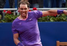 Radael Nadal derrotó a Nishikori y está en cuartos de final del ATP 500 de Barcelona