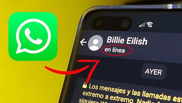¿Sabes por qué te quedas 'en línea' luego de abandonar la app? Conoce la verdad de este problema de WhatsApp. (Foto: MAG)