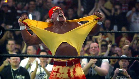 Hulk Hogan cargó con la WWF (hoy WWE) durante los primeros años de WrestleMania. Era la gran atracción para llenar los coliseos y los numerosos pedidos de PPV. (Foto: AP)