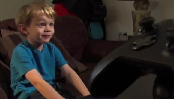 Un niño hackea la cuenta de Xbox Live de su papá