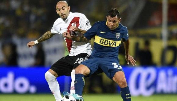 River depende de sí mismo para ser campeón de la Superliga. Boca debe ganar y esperar un tropiezo de los 'Millonarios'. (Foto: AP)