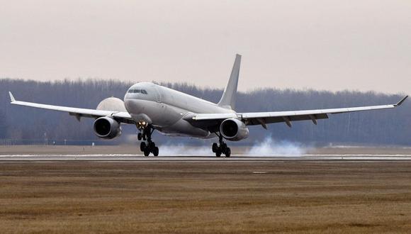 La flota de aviones en 2021 será de 23,715 unidades, lo que representa un 15% menos que en enero de 2020. (Foto: AFP)