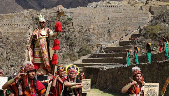 Cusco: Festividad de Ollantay Raymi es considerada referente cultural de la región Andina (Foto referencial).