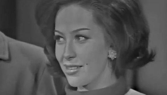 """La primera actriz que interpretó a """"Rubí"""" fue Fanny Cano, quien murió en un accidente aéreo (Foto: Televisa)"""