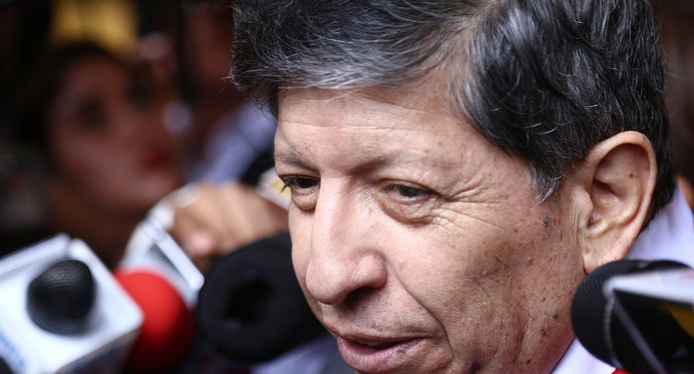 Carlos Ramos destacó el debate generado durante la audiencia por la demanda competencial. (Foto:  GEC)