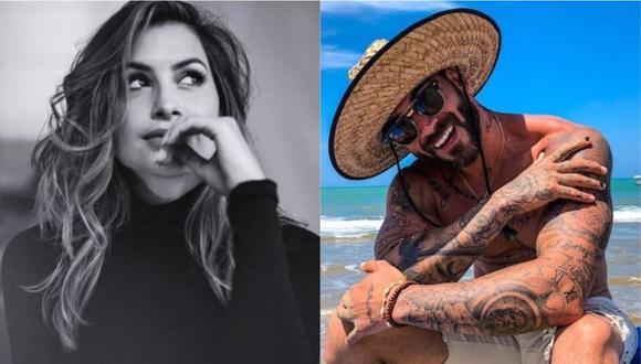 Milett Figueroa se pronuncia sobre rumores de romance con Diego Val. (Foto: @diegovaloficial/@milett)