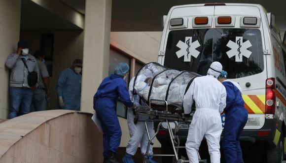 Coronavirus en México | Últimas noticias | Último minuto: reporte de infectados y muertos hoy, jueves 07 de enero del 2021 | Covid-19. (Foto: AP/Rebecca Blackwell).