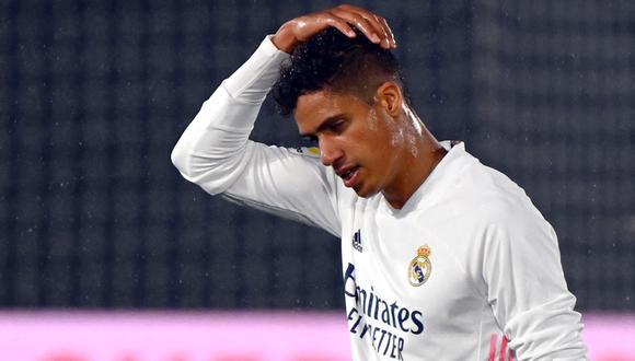 Raphael disputo 40 partidos como titular en la temporada 2020-2021. (Foto: AFP)