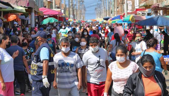 La ampliación del estado de emergencia y cuarentena será hasta el 30 de junio próximo, según anunció el presidente Vizcarra. (Foto: GEC)