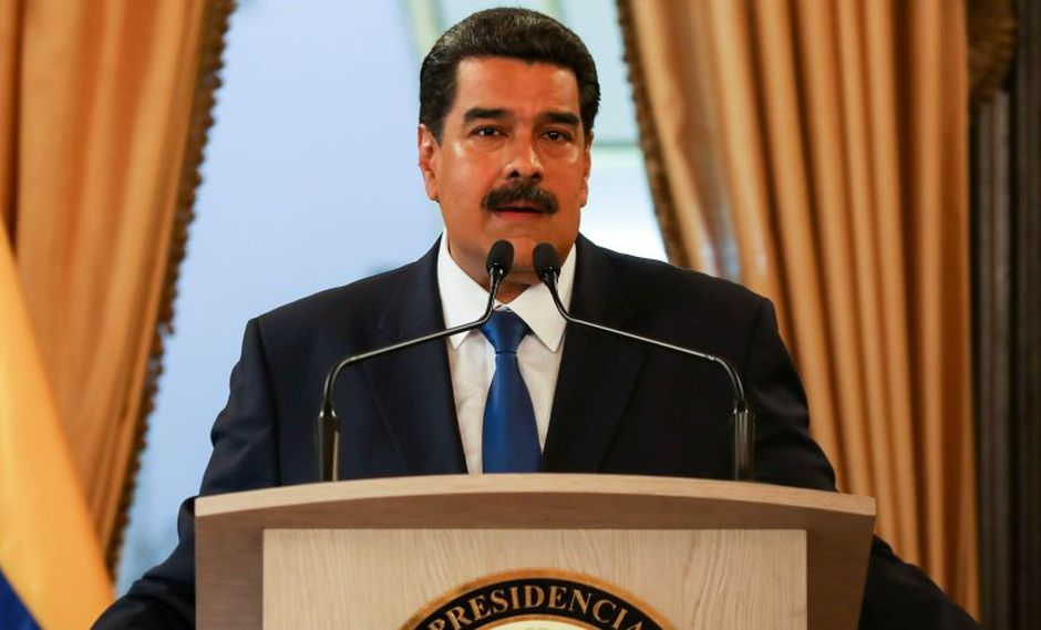 Crisis en Venezuela | Una intervención militar en el país petrolero reforzaría tesis de Nicolás Maduro, según Human Rights Watch. (EFE)