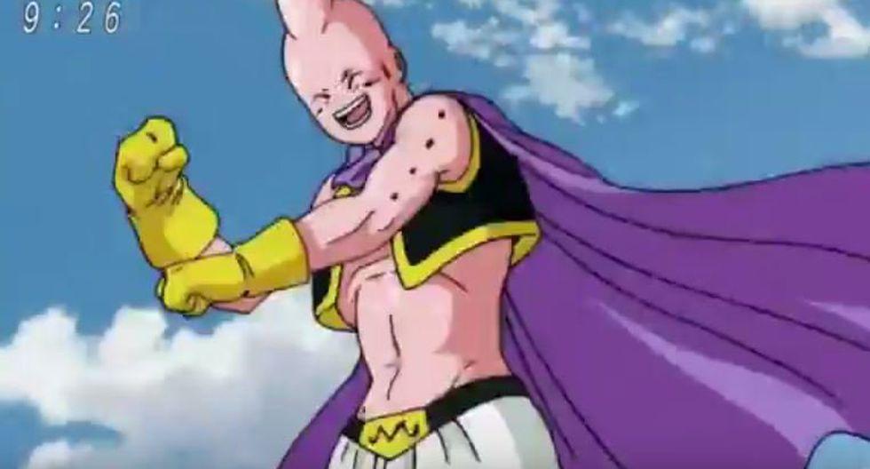 """""""Dragon Ball Super"""": Majin Boo perdió peso y ahora luce así - 2"""