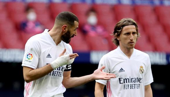 Real Madrid y Atalanta definirán quién avance a cuartos de final de Champions League. (Foto: EFE)