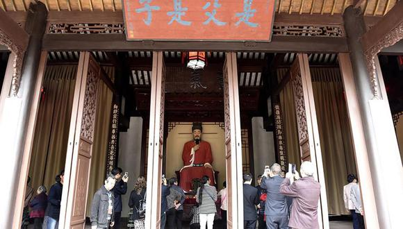 China: ¿qué hallaron en la residencia del poeta Su Dongpo? | Foto: Xinhua