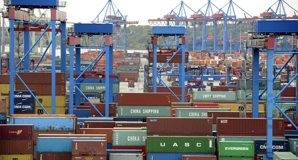 La OMC dio un rango de previsión para el crecimiento del comercio este año de entre el 0.5% y el 1.6%. (Foto: Reuters)