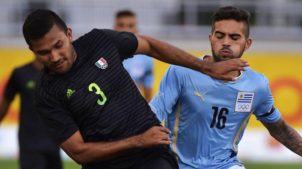 Toronto 2015: Uruguay campeón de fútbol tras ganar 1-0 a México - 2