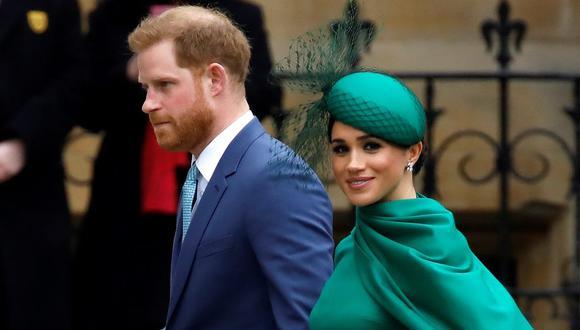 """""""The Crown"""": Creador de la serie reveló por qué no incluirá a Meghan Markle y al príncipe Harry. (Foto: AFP/Tolga Akmen)"""