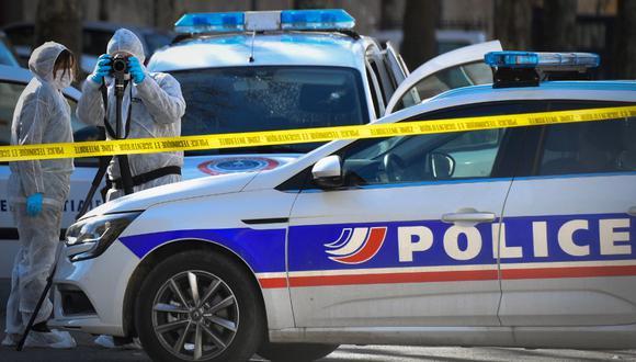 Foto referencial. El cuerpo decapitado y la cabeza de la víctima fueron descubiertos hacia las 21:30 (hora local) del domingo en un departamento de Tarascon. (Foto: Gerard Julien / AFP)