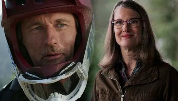 """La segunda temporada de """"Virgin River"""" nos mostró varios momentos tensos en la relación de Jack y Hope (Foto: Netflix)"""