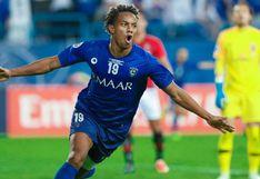 André Carrillo y el gol que puede llevarlo a otro mundial