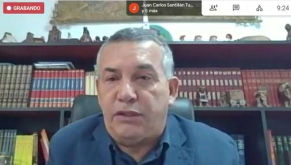 Daniel Urresti participó en la audiencia para reiterar su inocencia en el asesinato de Hugo Bustíos en 1988. (Facebook)