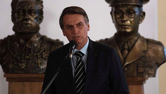 La decisión de Bolsonaro se aplicará en todos los sectores de la administración pública, en los que será revisada la situación de las personas contratadas temporalmente. (Foto: EFE)