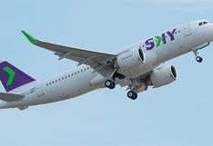 """Sky Airline: """"Vamos a participar para ser la aerolínea de la selección peruana en las Eliminatorias Qatar 2022 """""""