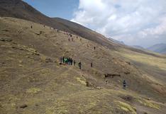 Cusco: solicitan 9 meses de prisión preventiva contra implicados en muerte de una joven en Montaña de Siete Colores