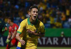 Brasil venció 2-0 a Italia y pasó a las semifinales del Mundial Sub 17 Brasil 2019 | VIDEO
