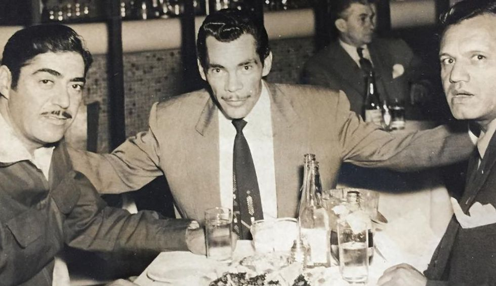 Ramón Valdés era y es un personaje muy querido. (Foto: Instagram Miguel Valdés)