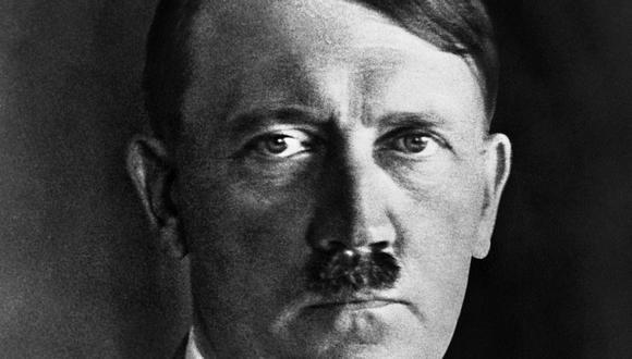 Un retrato sin fecha del canciller nazi alemán Adolf Hitler (1889-1945). (Foto: FRANCE PRESSE VOIR / AFP).