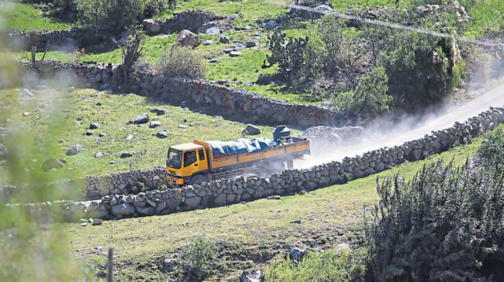 Huancavelica: mineros ilegales hacen de Ocoyo tierra de nadie - 1