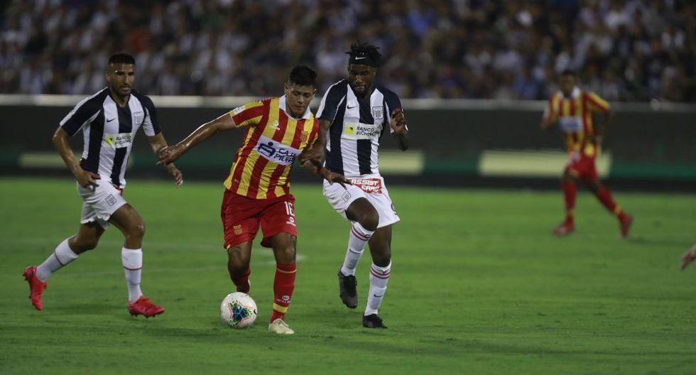 Carlos Ascues tiene 3 partidos y un gol en lo que va de la Liga 1.   Foto: César Campos/GEC