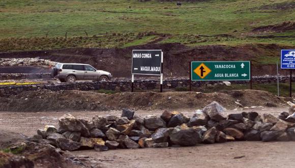 Yanacocha espera trabajar con nuevas autoridades en Cajamarca